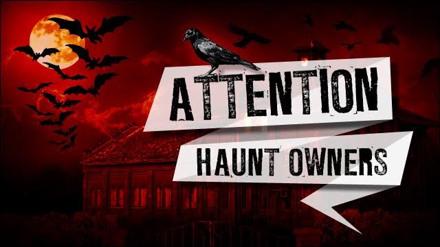 Attention New York City Haunt Owners